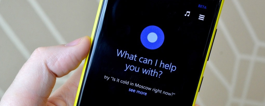 Cortana, новый ассистент для Windows Phone